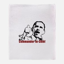 Commander-In-Chief - Throw Blanket
