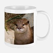 Asian Small-Clawed Otter Mug