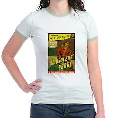The GUNSLINGER Jr. Ringer T-Shirt