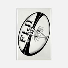 Fiji Rugby Ball Magnets