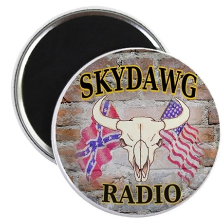 Skydawg Radio Magnet