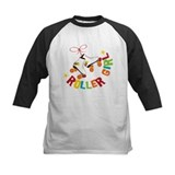 Roller derby baby Long Sleeve T Shirts