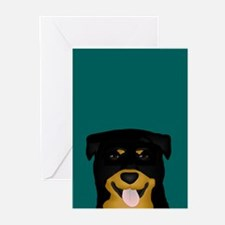 Rotty Greeting Cards (Pk of 10)