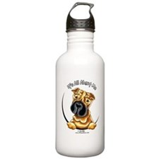Chinese Shar Pei IAAM Water Bottle