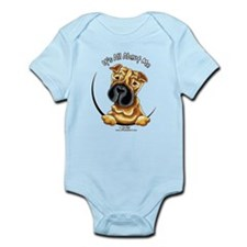 Chinese Shar Pei IAAM Infant Bodysuit