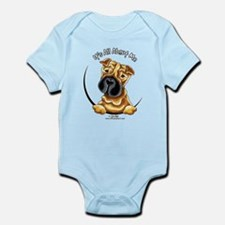 Chinese Shar Pei IAAM Infant Bodysuit