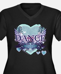 Dance Forever by DanceShirts.com Women's Plus Size