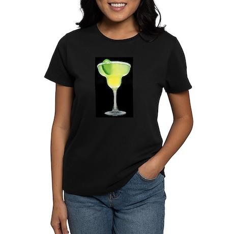 Margaritas Women's Dark T-Shirt