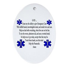 EMS Ornament (Oval)