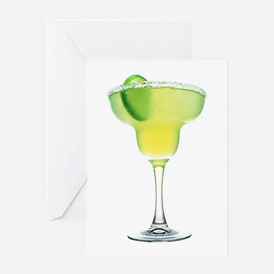Margaritas Greeting Card