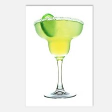 Margaritas Postcards (Package of 8)