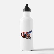 Old Glory Trike Water Bottle