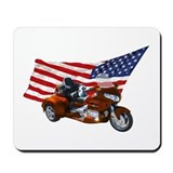 Goldwing trikes Mouse Pads