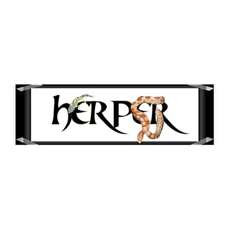 Herper 20x6 Wall Peel