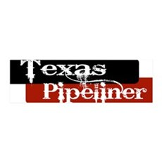 Texas Pipeliner 36x11 Wall Peel