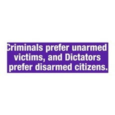 Criminals & Dictators 36x11 Wall Peel