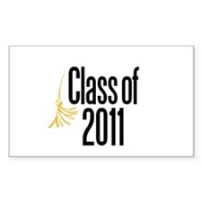 Class of 2011 Decal