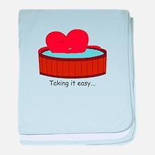 Take it easy baby blanket
