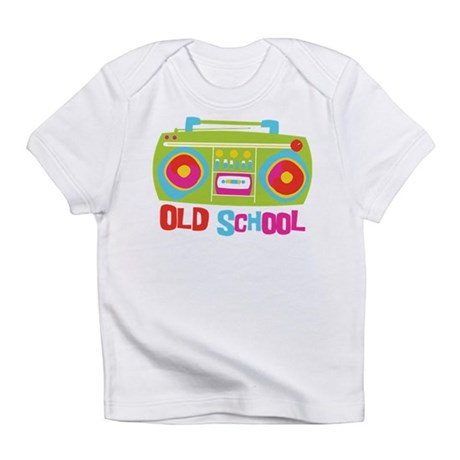 Old School Boom Box Infant T-Shirt
