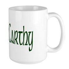 McCarthy Celtic Dragon Mug