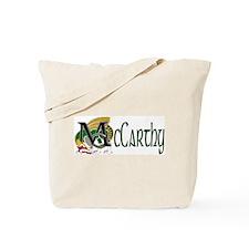 McCarthy Celtic Dragon Tote Bag