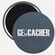 Geocacher Magnet