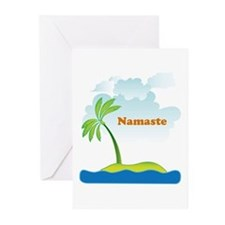 Namaste Greeting Cards (Pk of 10)