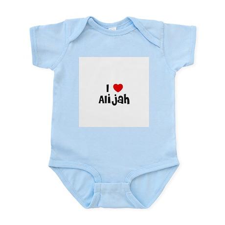 I * Alijah Infant Creeper