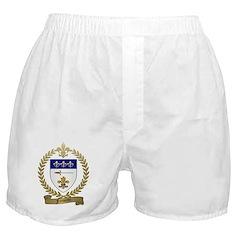 FRENETTE Family Crest Boxer Shorts