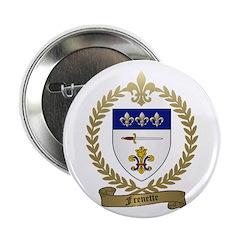 """FRENETTE Family Crest 2.25"""" Button (10 pack)"""
