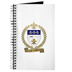 FRENETTE Family Crest Journal