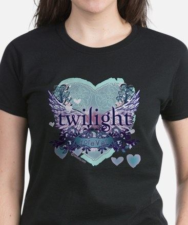 Twilight Forever by Twibaby.com Women's Dark T-Shi