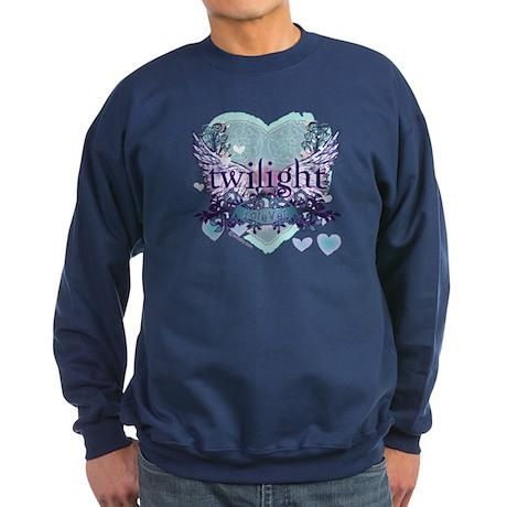 Twilight Forever by Twibaby.com Sweatshirt (dark)