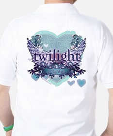 Twilight Forever by Twibaby.com Golf Shirt