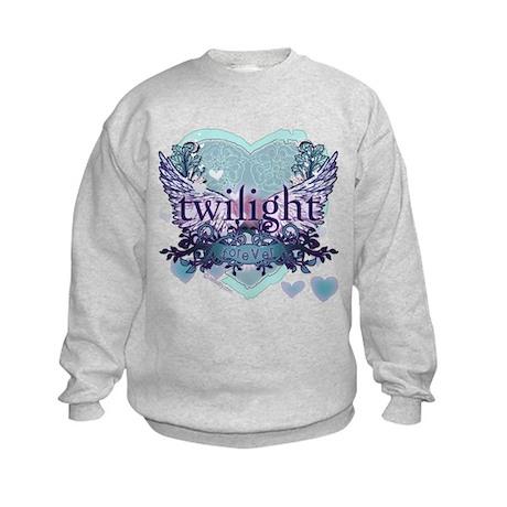 Twilight Forever by Twibaby.com Kids Sweatshirt