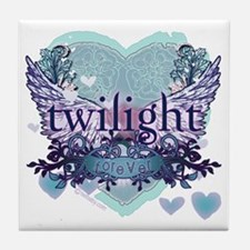 Twilight Forever by Twibaby.com Tile Coaster