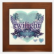Twilight Forever by Twibaby.com Framed Tile