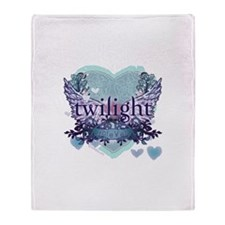 Twilight Forever by Twibaby.com Throw Blanket