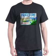 Funny Pirate food T-Shirt