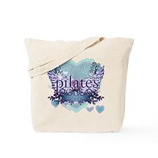Pilates Forever by Svelte.biz Tote Bag