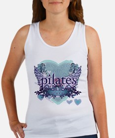 Pilates Forever by Svelte.biz Women's Tank Top