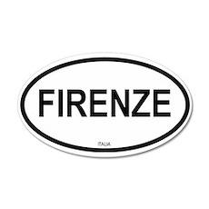 Firenze 20x12 Oval Wall Peel