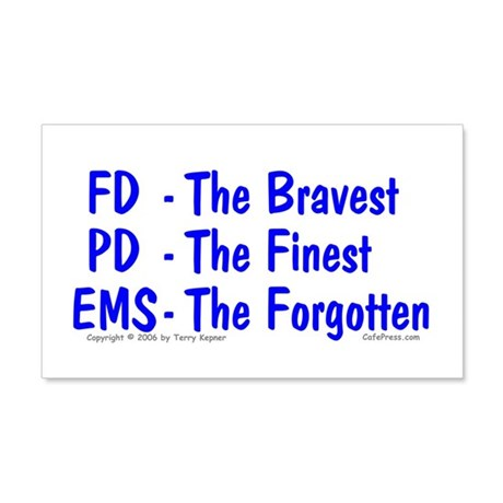 EMS - The Forgotten 20x12 Wall Peel