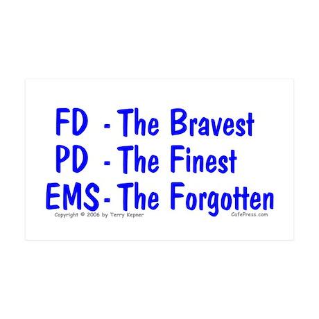 EMS - The Forgotten 35x21 Wall Peel