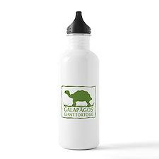Galapagos Giant Tortoise Sports Water Bottle
