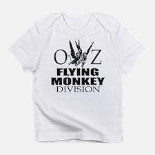 OZ Flying Monkey Division Infant T-Shirt