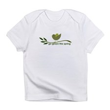 Go Green This Spring Infant T-Shirt