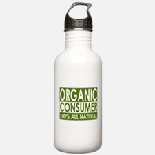 Organic Consumer Water Bottle