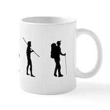 Hiker Evolution Mug