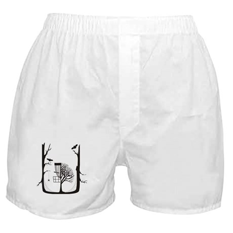 Monroe Disc Golf Boxer Shorts